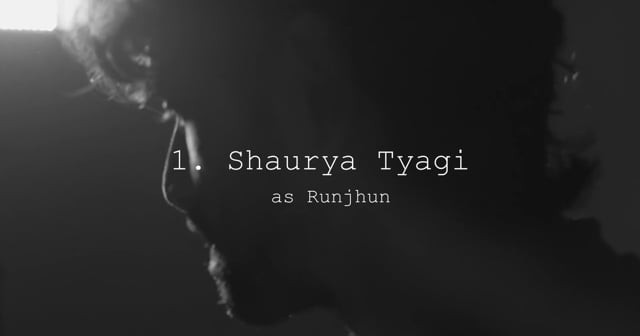 Shaurya _ Runjhun - Characters Unboxed