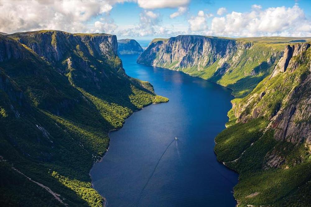 Newfoundland mountains
