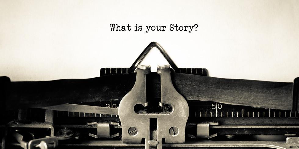 Storytelling Workshop - Tell Your Story!