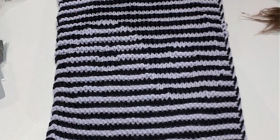 Knitting Techniques Series: Illusion Knitting