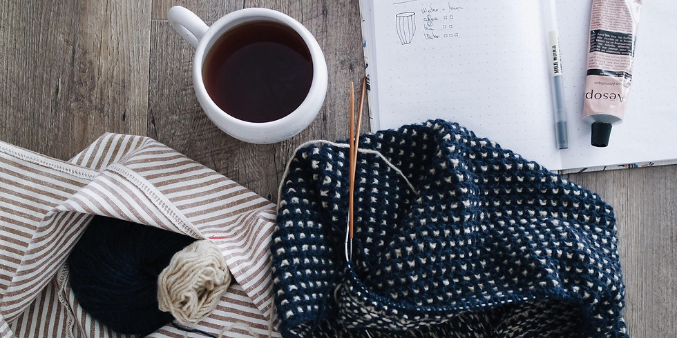Learn to Knit, or Improve your skills!