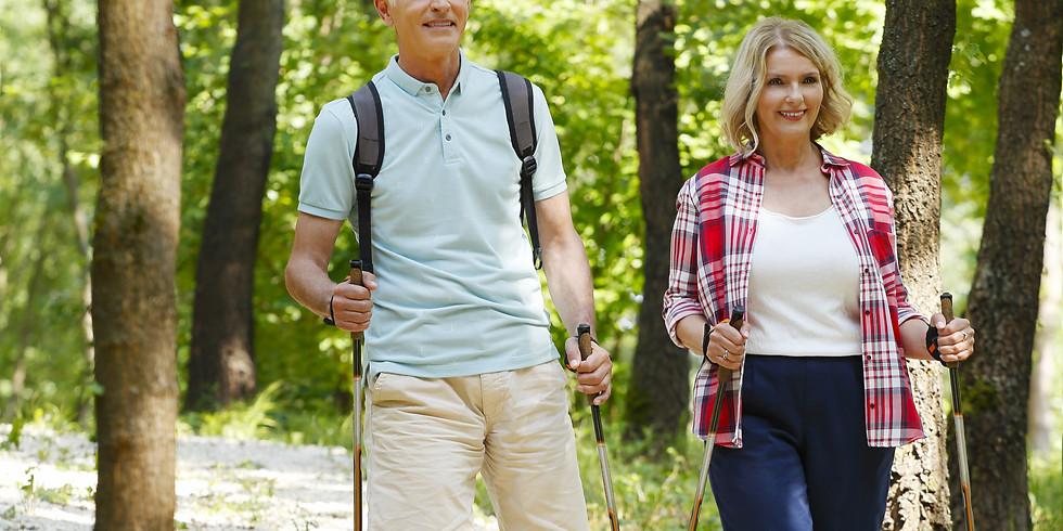 Intro to Nordic Pole Walking