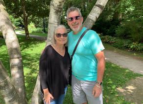 Life Well Travelled: Brad & Kadi