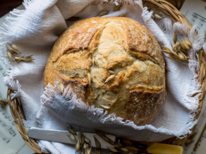 Baking 101: A Lesson in Baking Bread for Beginners