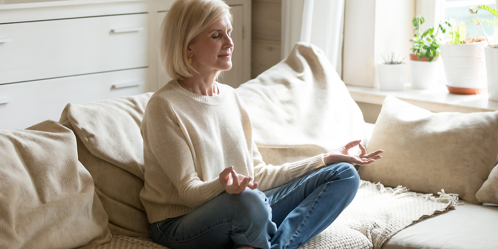 Mindfulness & Meditation Practice @ Home (SOLD OUT)