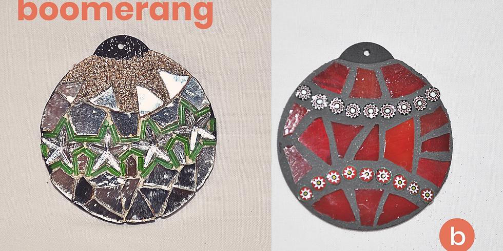 DIY Ornaments Workshop
