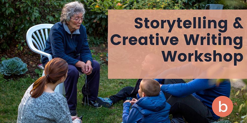 Creative Writing & Storytelling Workshop