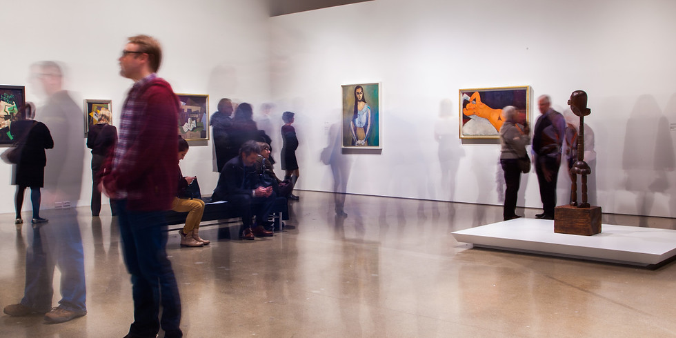Gallery Tour: Innovations in Art