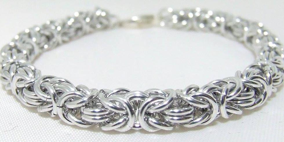 Byzantine Bracelet Workshop