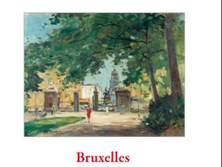 Francophonie vivante n° 1- 2/ 2016 Numéro double Bruxelles en quartiers