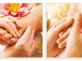 Le massage bien-être, en couple...