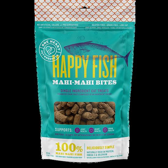 Happy Fish Mahi Mahi Bites 2.5 oz