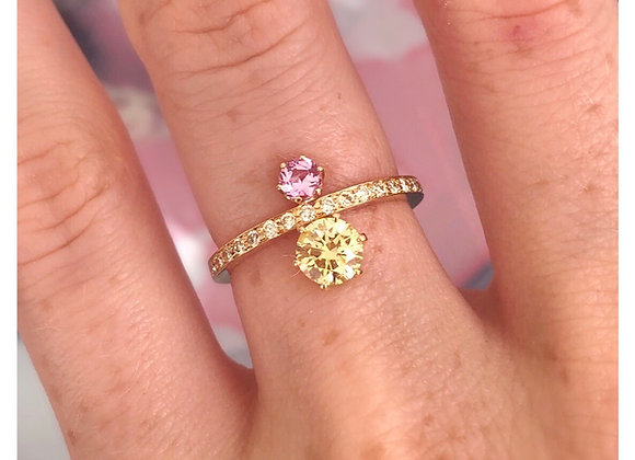 Pink & Yellow Dream
