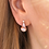 Thumbnail: MINI PEARL DIAMOND STUD