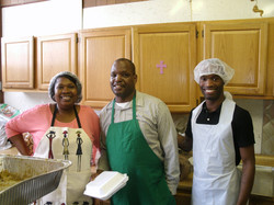 Thanksgiving Feed The Hungry Event