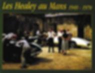 Les Healeys au Mans