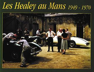 Les Healey au Mans