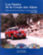 Les Healey de la Coupe des Alpes