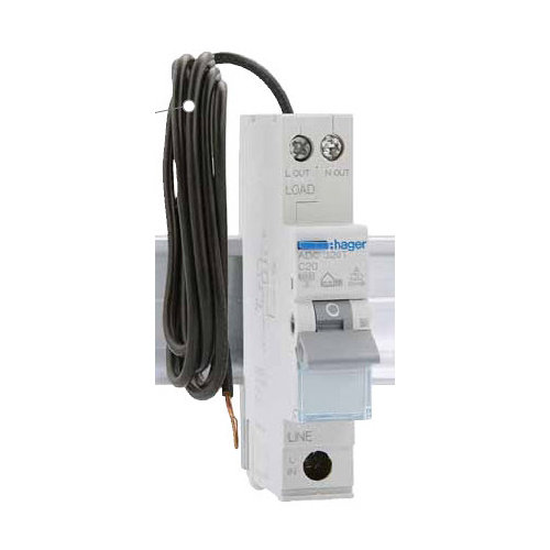 Hager 20A Safety switch