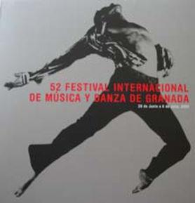 Concierto en el festival de musica de Granada, Cuarteto Aguilar