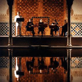 Concierto en el festival de musica de Granada, Invitación a un viaje sonoro