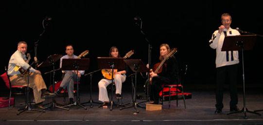 Concierto en Festival de Otoño de Madrid, Invitación a un viaje sonoro