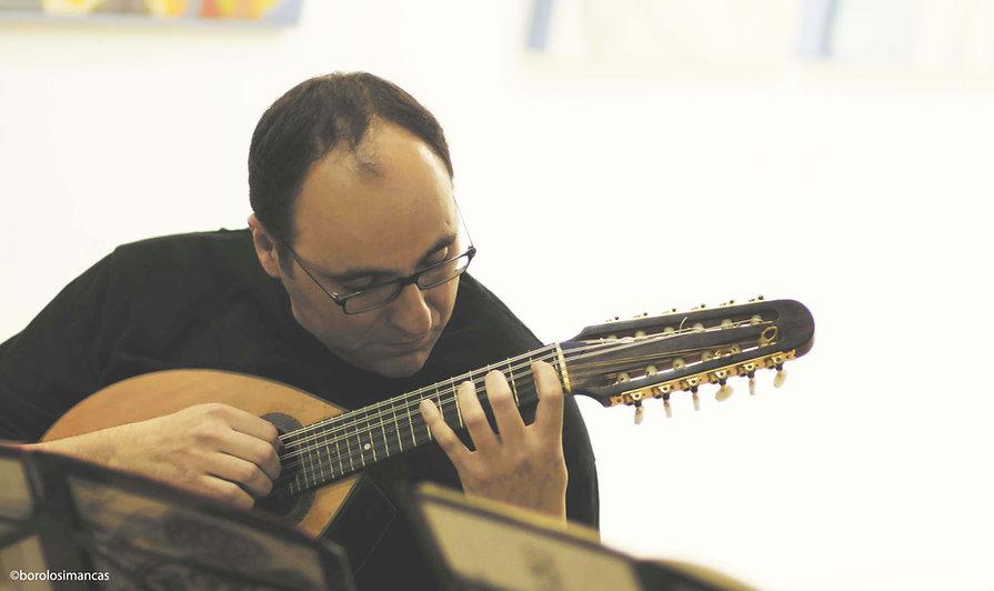 Cuarteto Aguilar - Luis Miguel Lara - Laudete