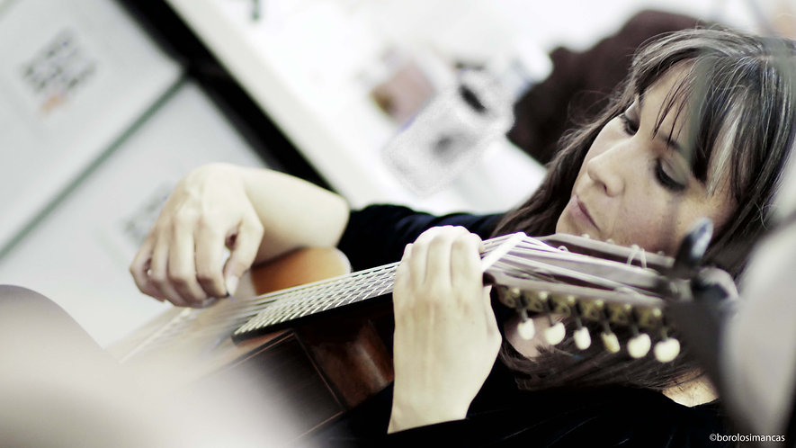 Cuarteto Aguilar - Pilar Barón - Laud