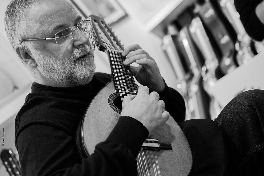 Cuarteto Aguilar - Antonio Navarro - Bandurria