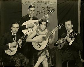 Cuarteto Aguilar (1930)