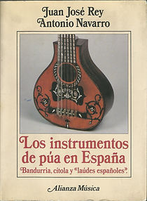 Plucked String Instruments in Spain Antonio Navarro Juan Jose Rey