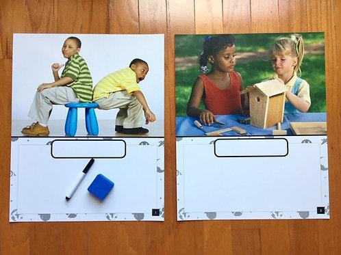 Conversation Starter Card Set