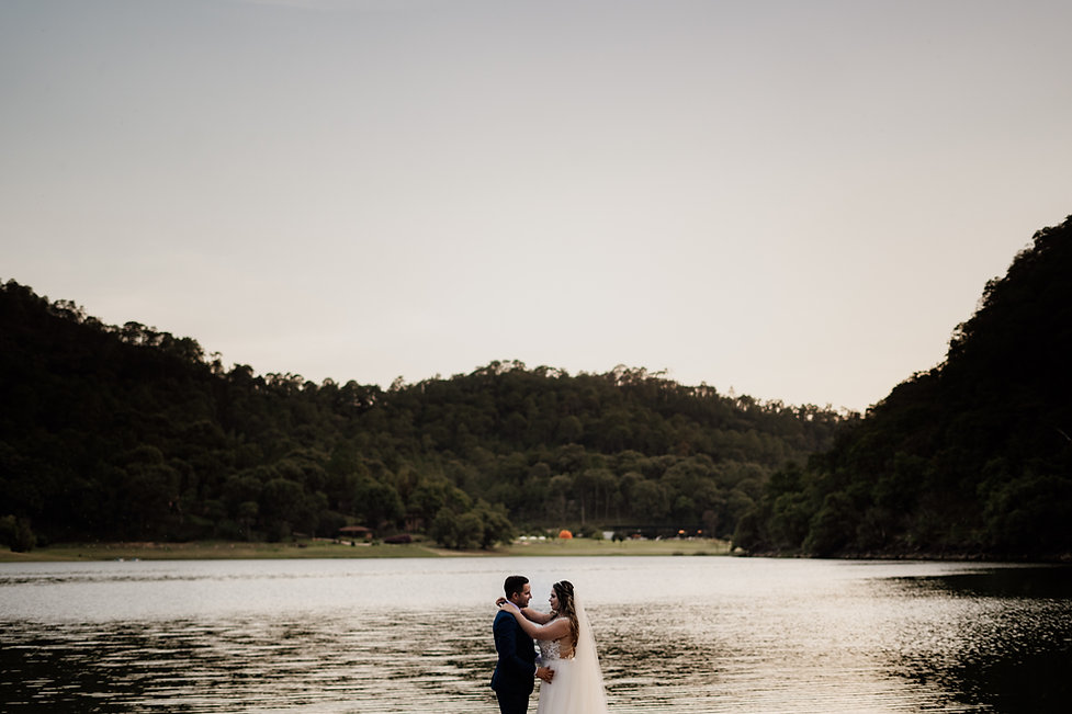 Sierra Lago Wedding