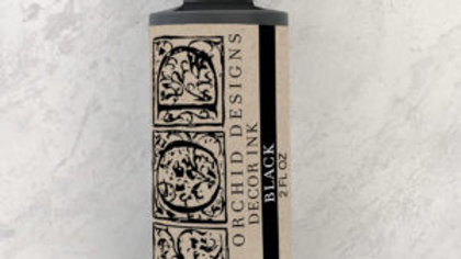 Decor Ink 2oz Black
