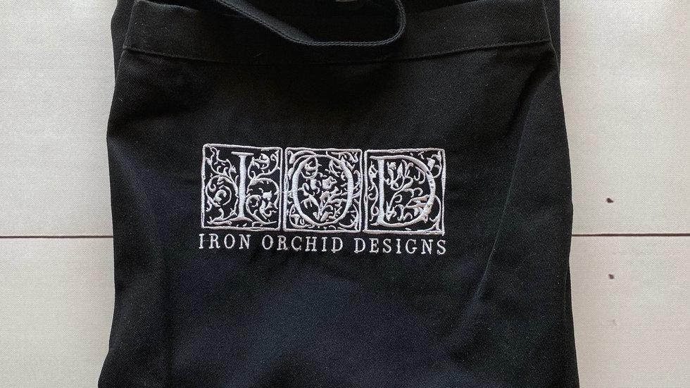 IOD APRON BLACK