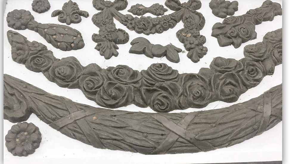 SWAGS 6×10 DECOR MOULDS™
