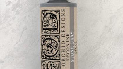 Decor Ink 2oz Stone Gray
