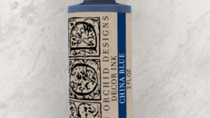 Decor Ink 2oz China Blue