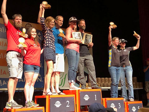 Dirty kanza winners