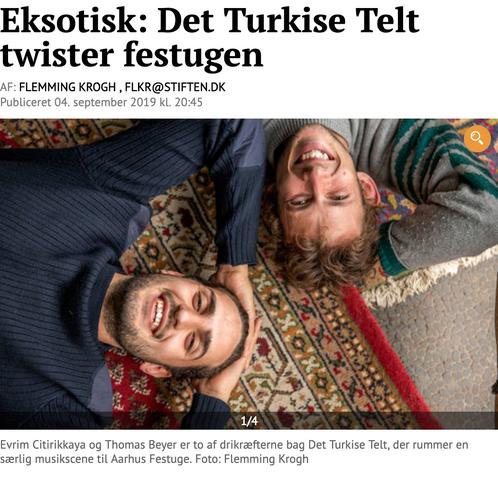 Aarhus Stifttidende