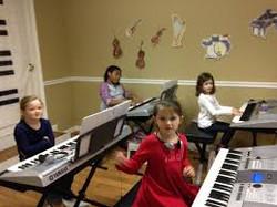 Piano Class for kids Atlanta