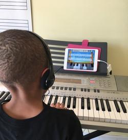 Deluxe Piano Lesson Lithonia