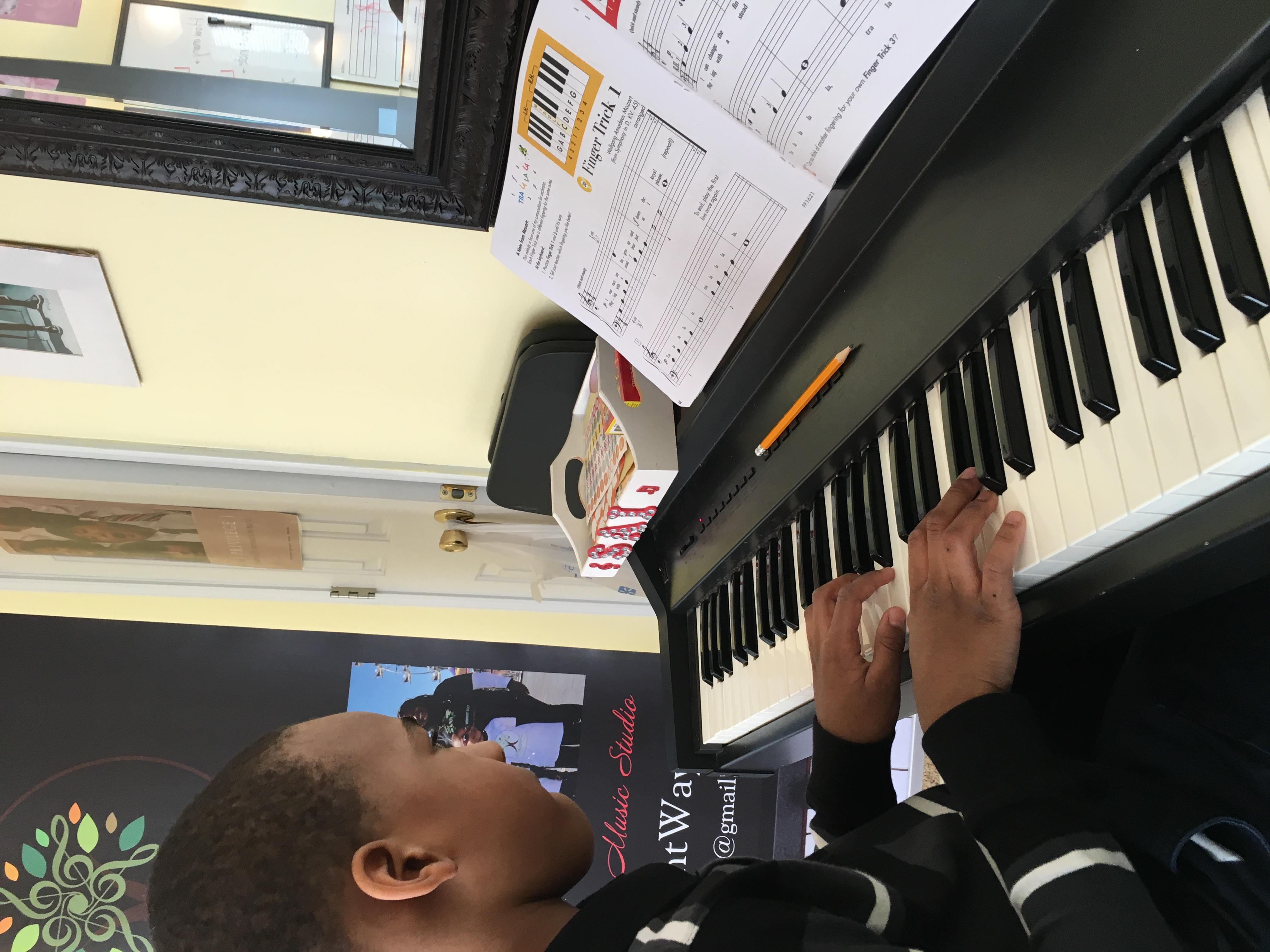Deluxe Piano Lesson Atlanta