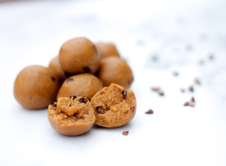 Coconut Almond Butter Bites