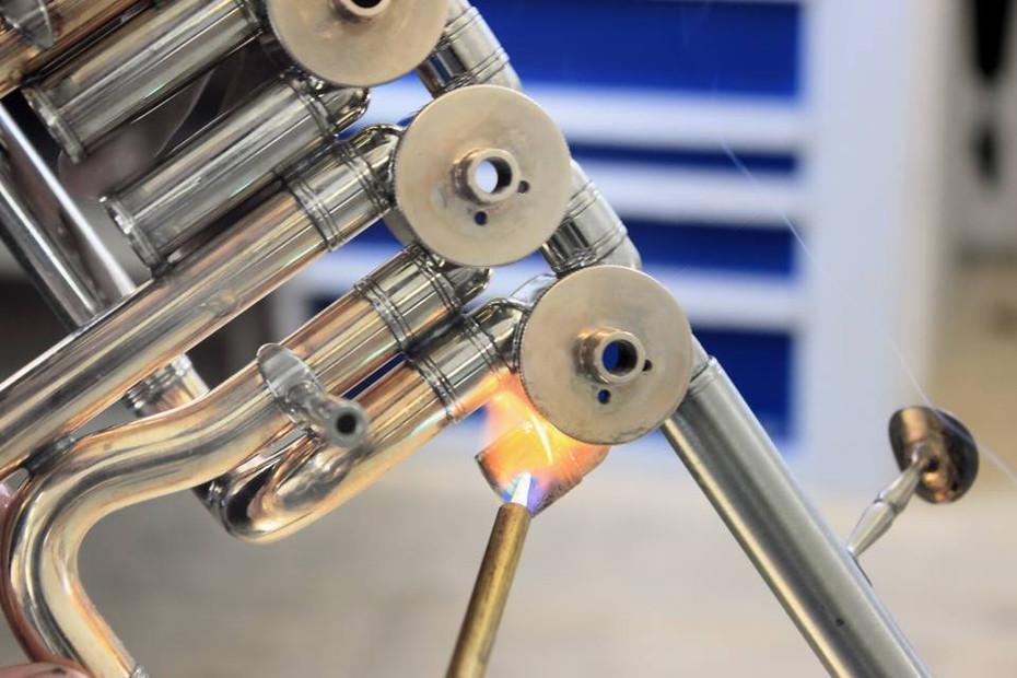 Falkner Instrumente Reparatur Service