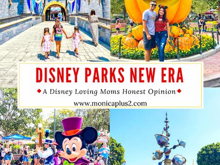Disney Parks New Era- A Disney Loving Moms Honest Opinion