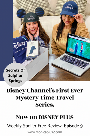 Disney's Secrets Of Sulphur Springs Series. Episode 9 - As Time Goes By. Spoiler Free Review