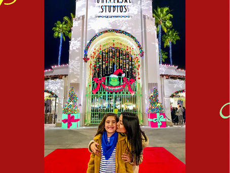 Universal Studios Hollywood Returns With Holiday Favorites
