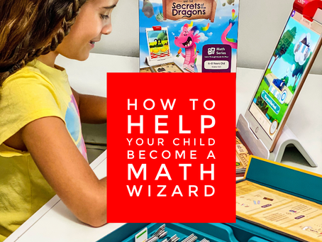 How To Help Your Child Become A Math Wizard
