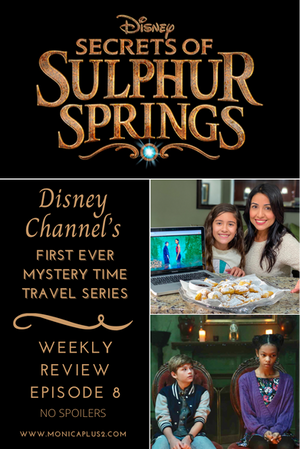 "Disney's Secrets Of Sulphur Springs Episode 8 ""If I Could Turn Back Time"". Spoiler Free Review"